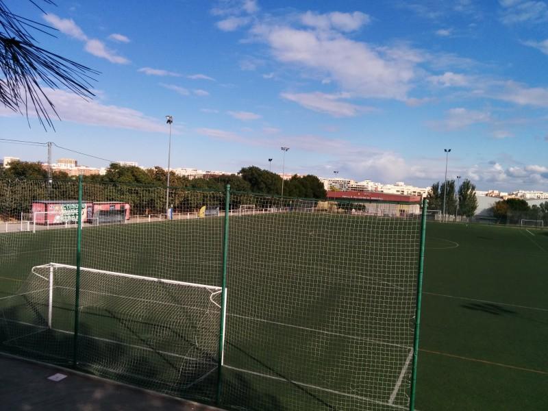 Ciudad Deportiva 5
