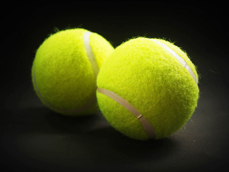 Tennis Ball Photos